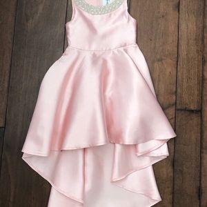 Rare Editions hi-low dress-Size 5-EUC